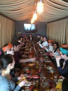 Xmas party 2016